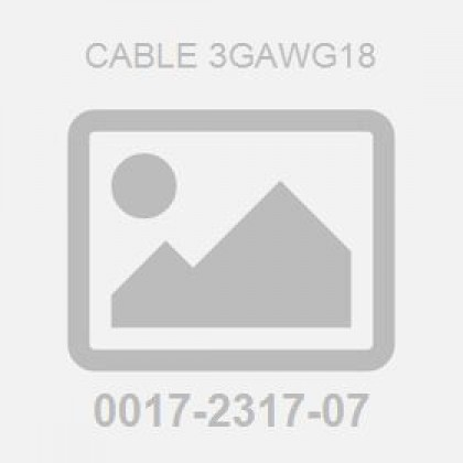 Cable 3Gawg18