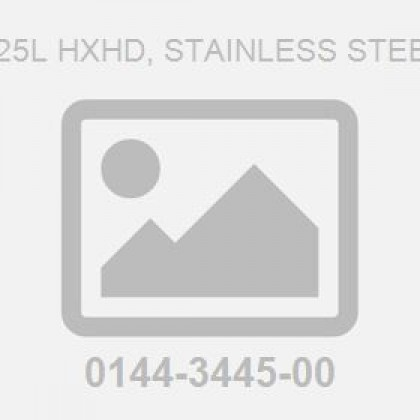 .625-11X 1.25L Hxhd, Stainless Steelt Screw
