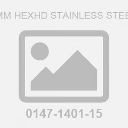 M12 X 30Mm Hexhd Stainless Steel Screw