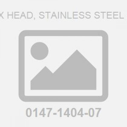 M12X 45;Hex Head, Stainless Steel 10.9 Screw
