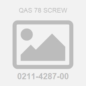 QAS 78 Screw