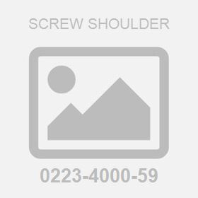 Screw Shoulder