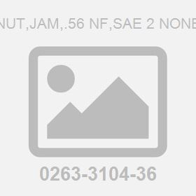 Nut,Jam,.56 Nf,Sae 2 None