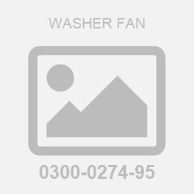 Washer Fan