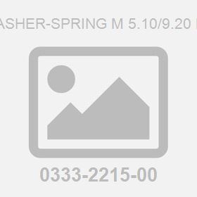 Washer-Spring M 5.10/9.20 M5