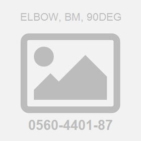 Elbow, Bm, 90Deg