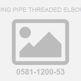 Fitting Pipe Threaded Elbow 90