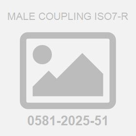 Male Coupling ISO7-R