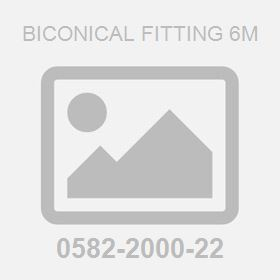 Biconical Fitting 6M