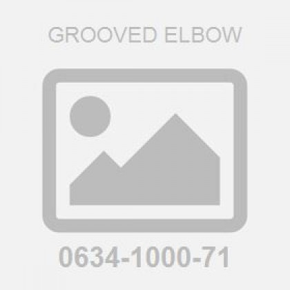 Grooved Elbow