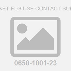 Gasket-Flg:Use Contact Supply