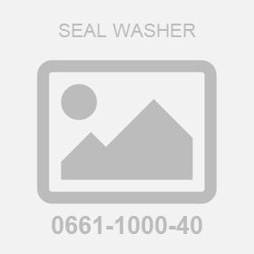 Seal Washer