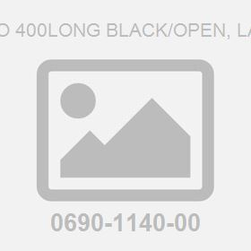 Logo 400Long Black/Open, Label