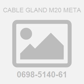 Cable Gland M20 Meta