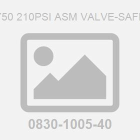 G .750 210Psi Asm Valve-Safety