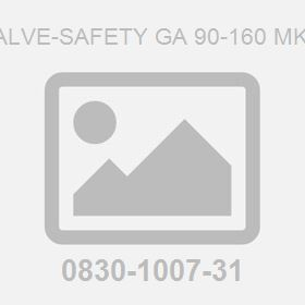 Valve-Safety Ga 90-160 Mkiii