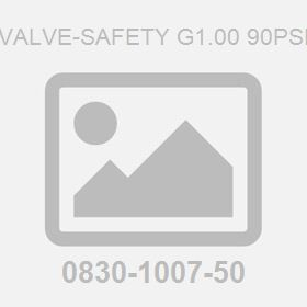 Valve-Safety G1.00 90Psi