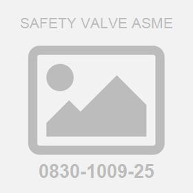 Safety Valve Asme