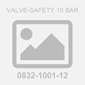 Valve-Safety 10 Bar