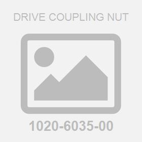 Drive Coupling Nut