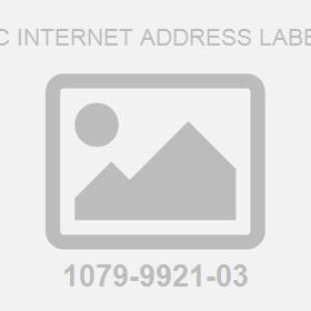 Ac Internet Address Label
