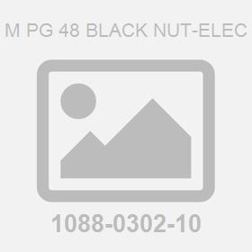 M Pg 48 Black Nut-Elec
