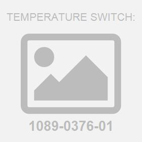 Temperature Switch: