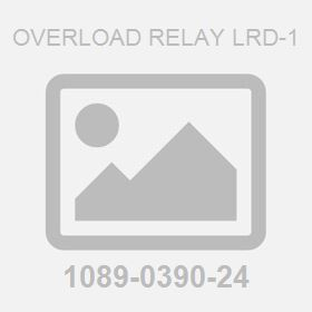 Overload Relay Lrd-1