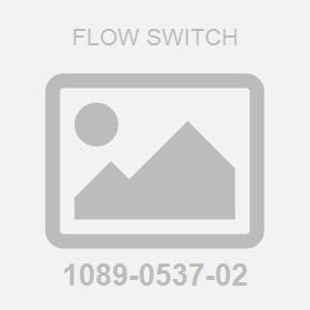 Flow Switch