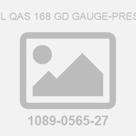 Oil QAS 168 Gd Gauge-Press