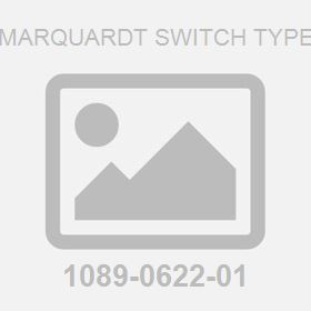 Marquardt Switch Type