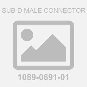 Sub-D Male Connector