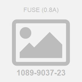 Fuse (0.8A)