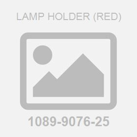 Lamp Holder (Red)