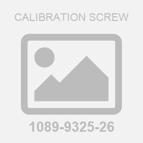 Calibration Screw