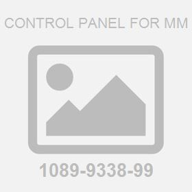 Control Panel For mm