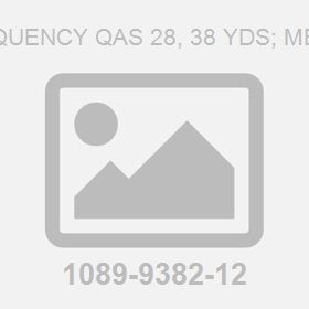 Frequency QAS 28, 38 Yds; Meter