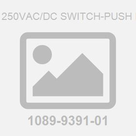 10A 250Vac/Dc Switch-Push But