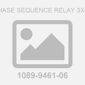Phase Sequence Relay 3X23