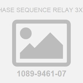 Phase Sequence Relay 3X16