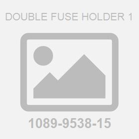 Double Fuse Holder 1