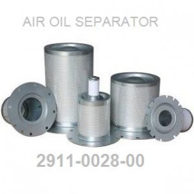 2911002800 XAS 125 D Air Oil Separator