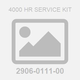 2906011100 ZR3 4000 HR Service Kit