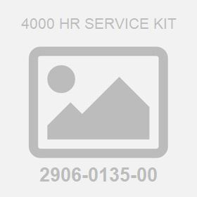 2906013500 ZR6 4000 HR Service Kit